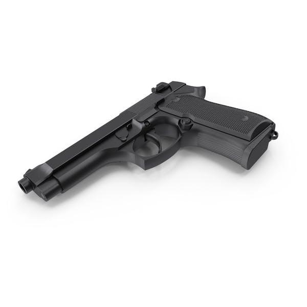 Thumbnail for Semi-Automatic Pistol