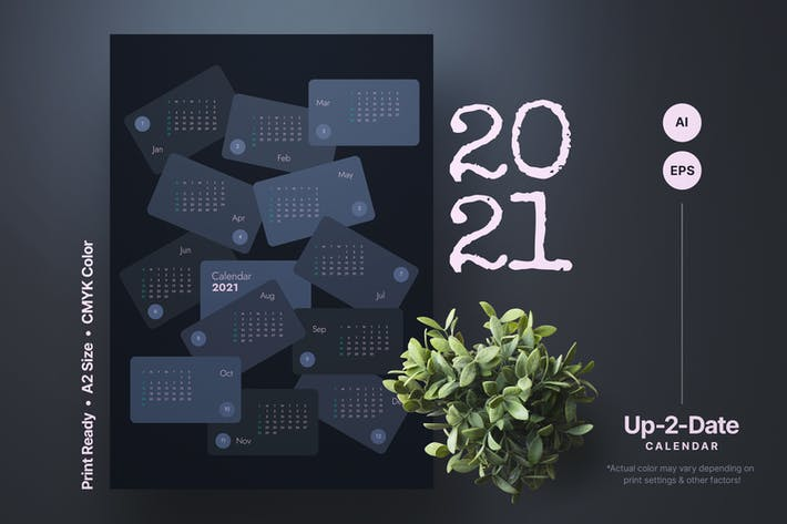 Jahres-Kalender