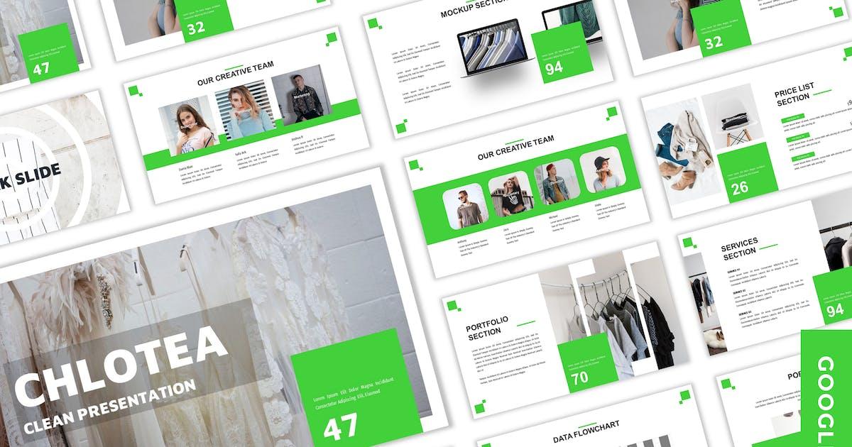 Download Chlotea - Business Google Slide Template by 83des