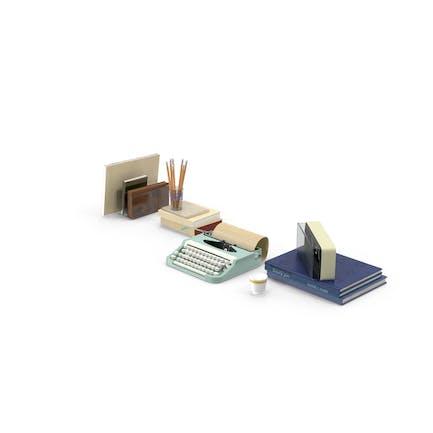 Desk Objekt-Set
