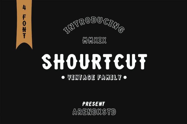 Thumbnail for Shourtcut Vintage Bundle Police