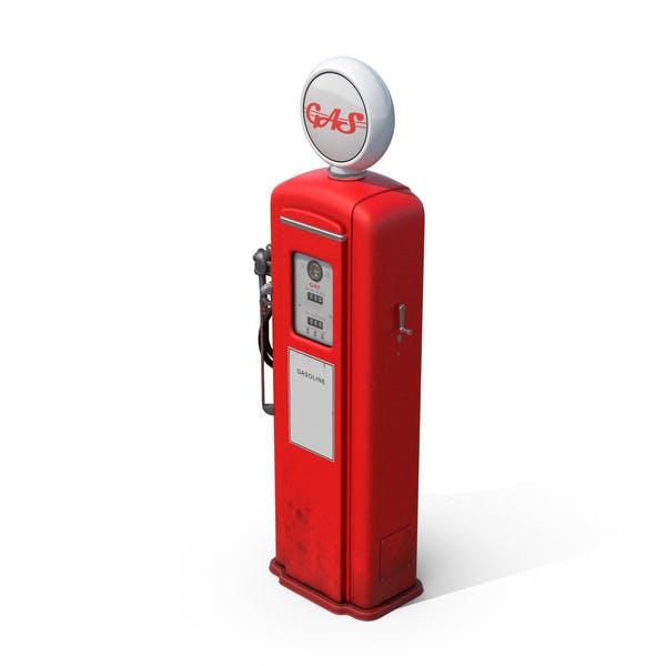 Cover Image for Retro Gas Pump
