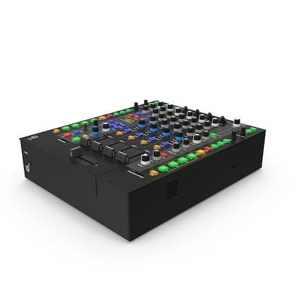 4-Kanal-Audio Mixer