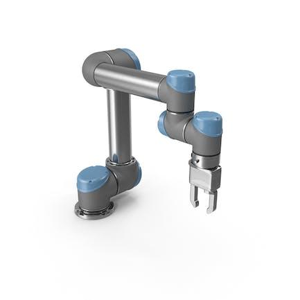 Универсальная роботизированная рука с захватом