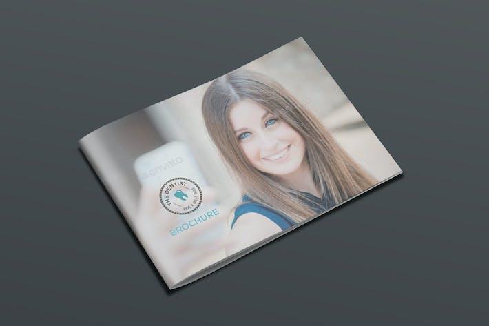 Cover Image For Dentist & Dental Care Brochure