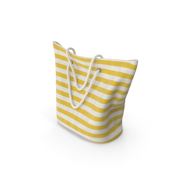 Cover Image for Woven Beach Bag
