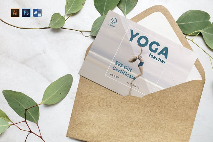 Thumbnail for Yoga Instructor Gift Certificate
