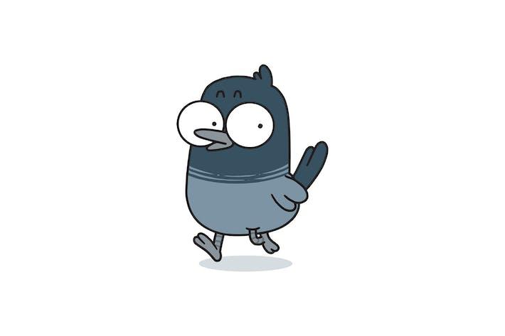 Thumbnail for Pigeon - Character RG