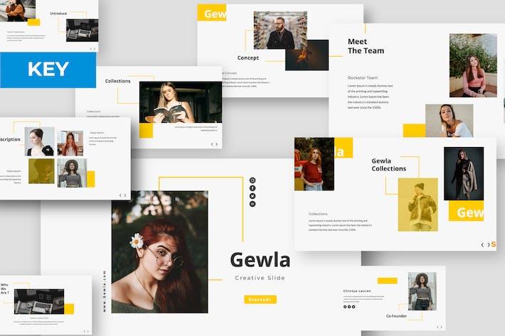 Thumbnail for Gewla Creative Keynote