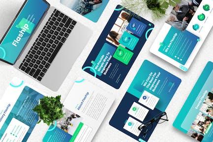 Flaship - Corporate Powerpoint Templates