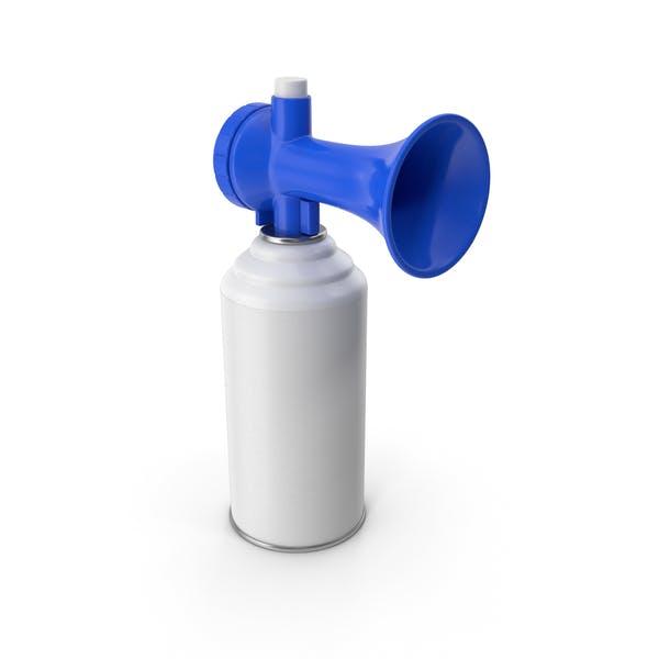 Luft-Horn Blau