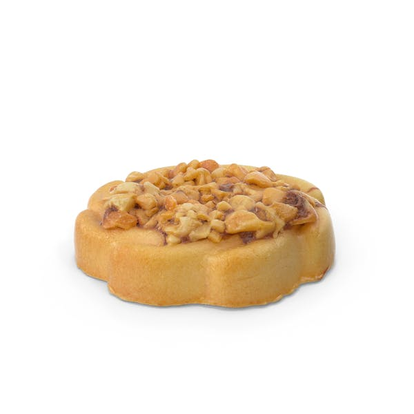 Small Cookie With Nuts