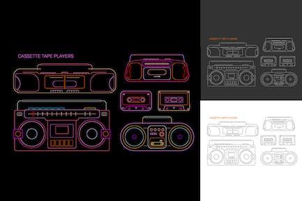 Cassette Tape Player