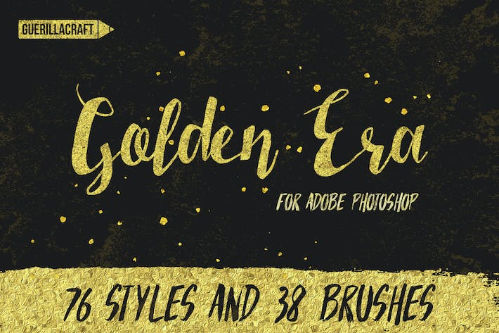 Thumbnail for Golden Era for Adobe Photoshop
