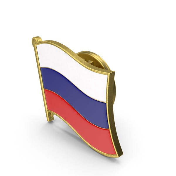 Значок Российской Федерации