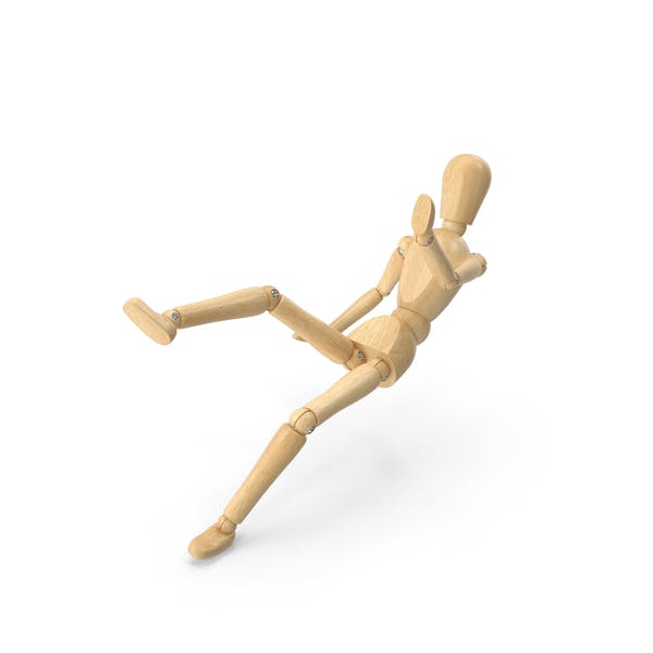 Thumbnail for Falling Mannequin