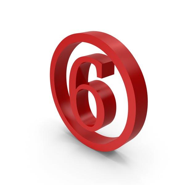Number Circle 6