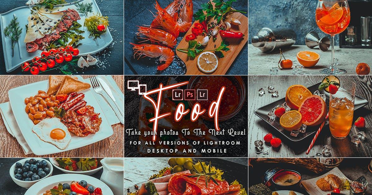 Download HDR Food Presets (Mobile & Desktop) by 2lagus