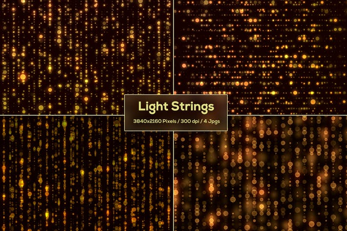 Thumbnail for Light Strings Backgrounds