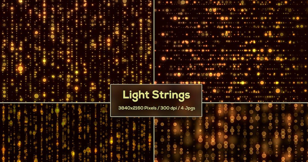 Download Light Strings Backgrounds by StrokeVorkz