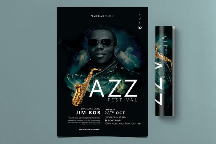 Thumbnail for Jazz Flyer
