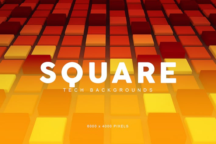 Thumbnail for Square Gradient Backgrounds