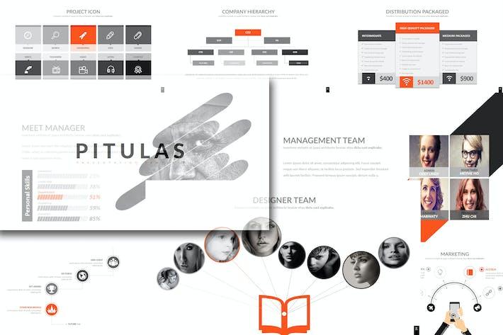 Thumbnail for Pitulas - Google Slides