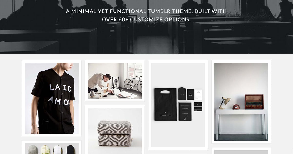 Medium - A Responsive Grid Theme