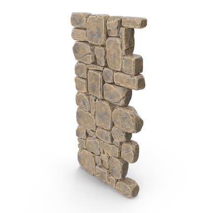 Modulare Wand