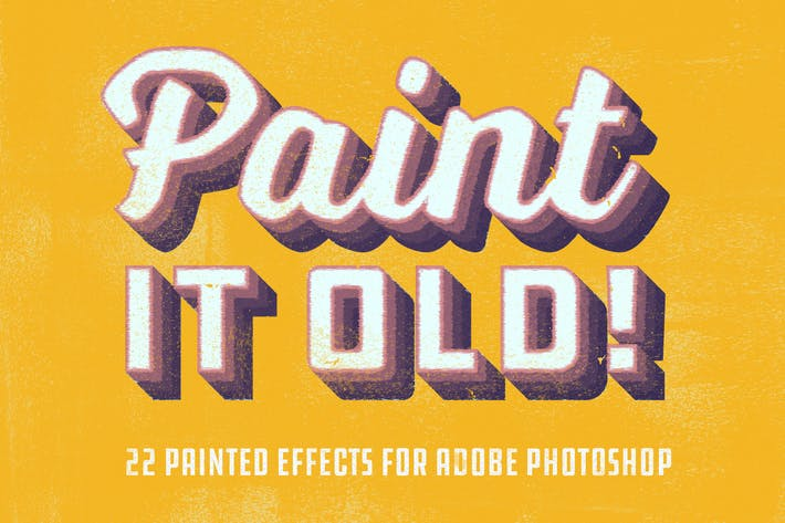 Thumbnail for Paint It Old!