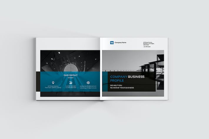 Cover Image For Your Square Company Profile