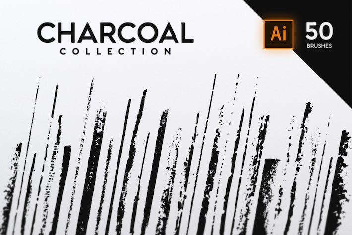 Thumbnail for Коллекция древесного угля