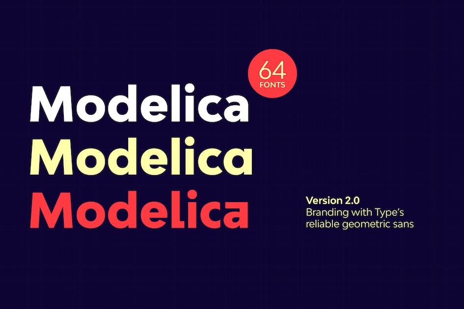 Download Bw Modelica Font Family by bwtype