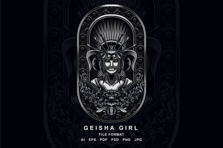 Thumbnail for Evil Geisha