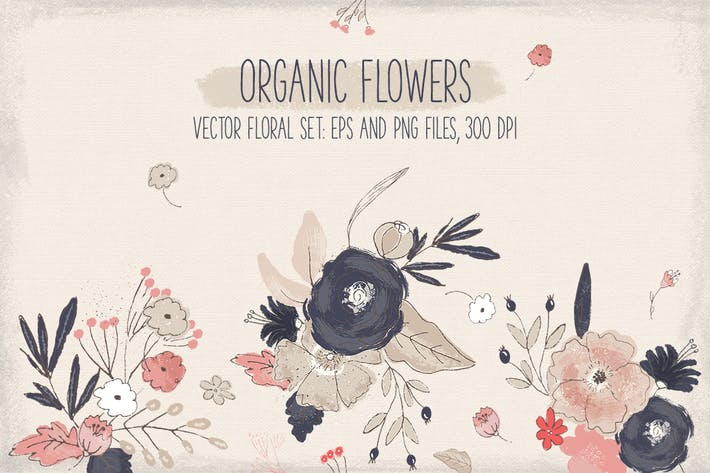 Thumbnail for Organic Flowers