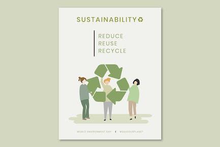 Environmental Sustainability Flyer
