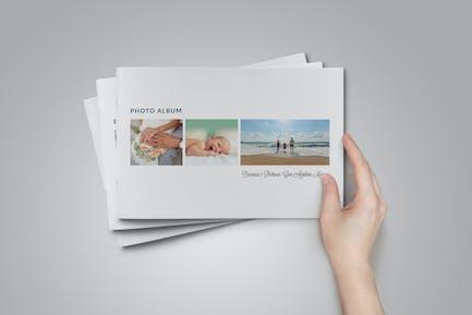 Indesign Photo Album Templete
