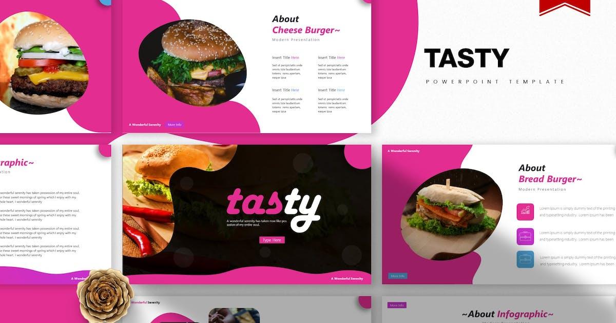 Download Tasty   Powerpoint Template by Vunira