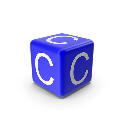 Blauer C-Block