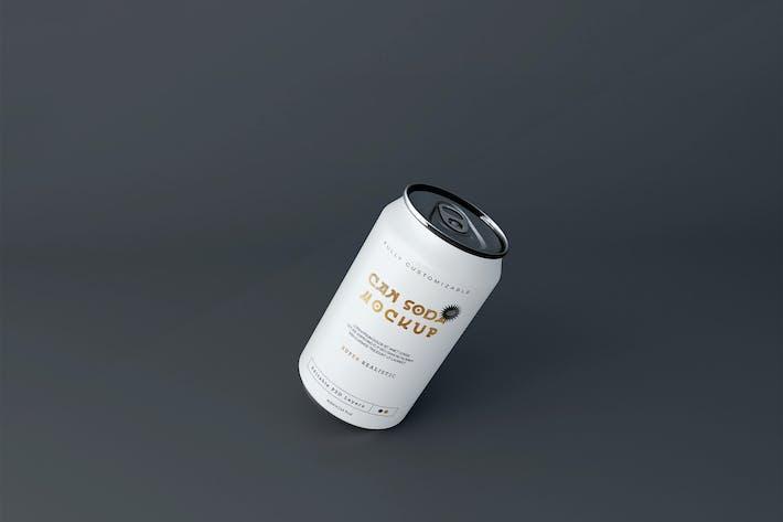 Soda Dose Mockup