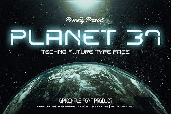 Planet 37 - Future tecno fuente
