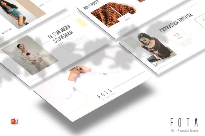 Cover Image For Fota - Powerpoint Template