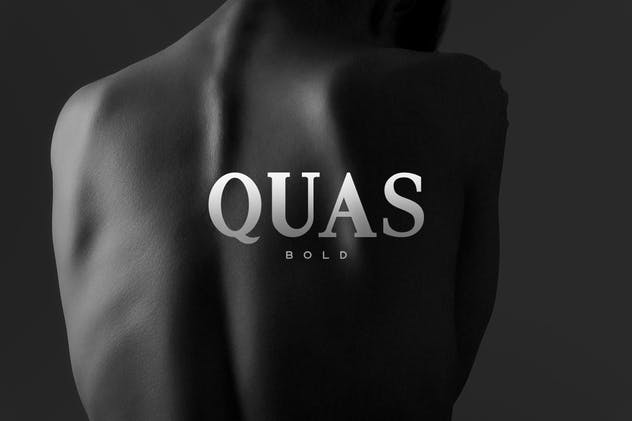 Quas Bold - product preview 0