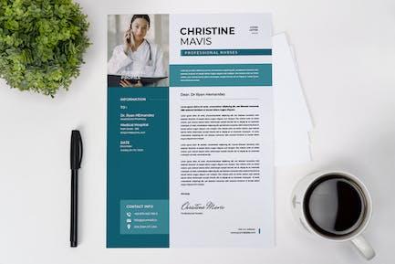 Registered Nurses CV Resume