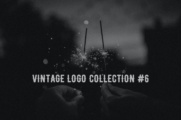 Thumbnail for Vintage Logo Collection #6