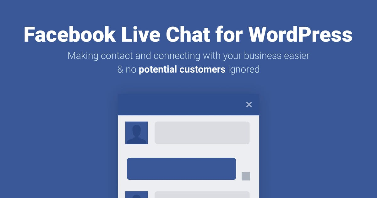 Download Facebook Chat for WordPress by NinjaTeam