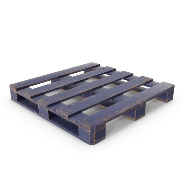 Pallet Painted
