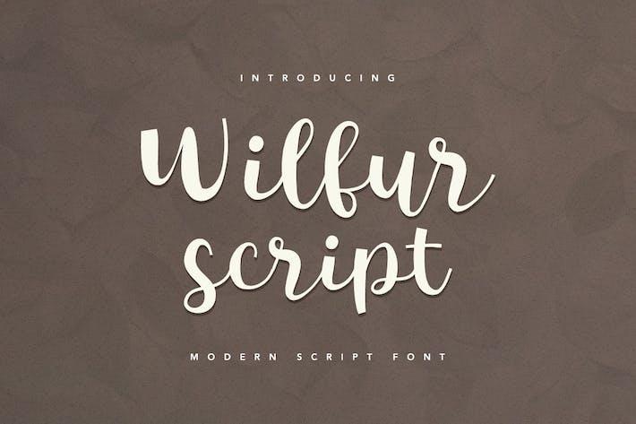 Thumbnail for Script Wilfur