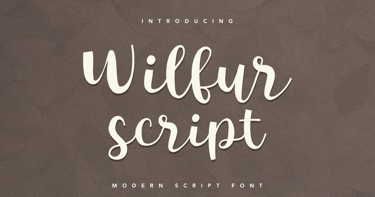 Download Wilfur Script by vuuuds