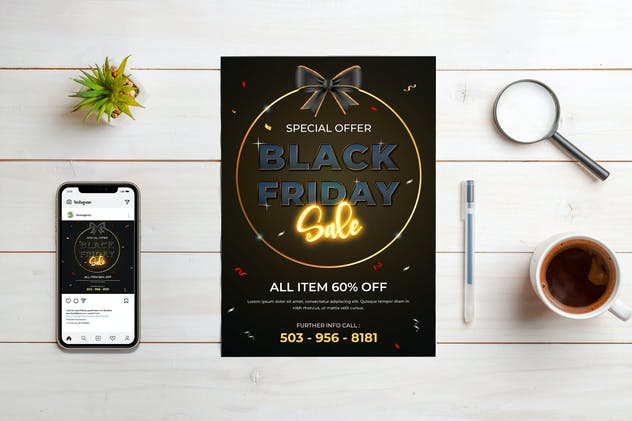 Black Friday Sale Templates
